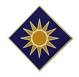 40th Infantry Division Combat Service Identification Badge (CSIB)