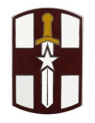 807th Medical Command Combat Service Identification Badge (CSIB)