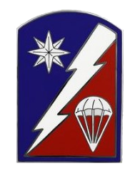 82nd Sustainment Brigade Combat Service Identification Badge (CSIB)