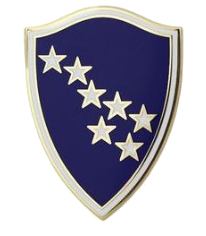 Alaska ARNG Joint Forces Combat Service Identification Badge (CSIB)
