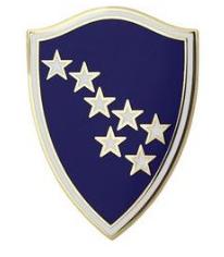 Alaska ARNG Joint Forces Combat Service Identification Badge (CSIB)