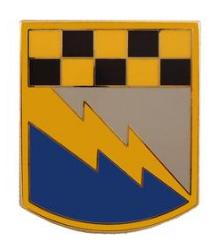 525th Battlefield Surveillance Brigade Combat Service Identification Badge (CSIB)