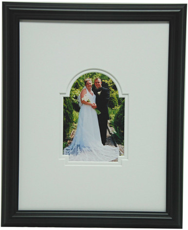 Signature Frame With Notch Cathedral Opening - Military Memories and ...