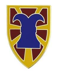 7th Transportation Brigade Combat Service Identification Badge (CSIB)