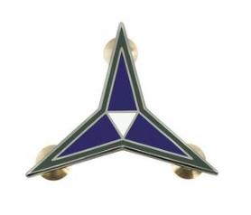 III Corps Combat Service Identification Badge (CSIB)