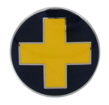 33rd Infantry Brigade Combat Service Identification Badge (CSIB)