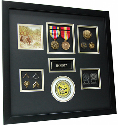 Us Army Shadow Box Military Memories And More