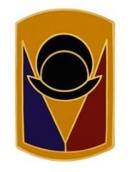 53rd Infantry Brigade Combat Combat Service Identification Badge (CSIB)
