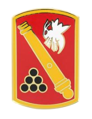 113th Field Artillery Brigade Combat Service Identification Badge (CSIB)