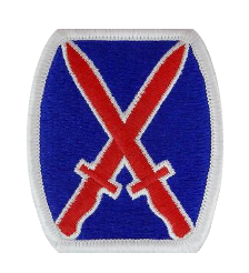 10th Mountain Division- color