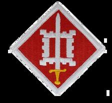 18th Engineer Brigade- color