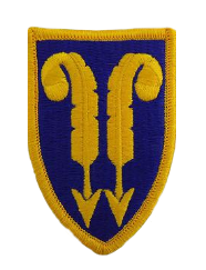 22nd Field Army Support Brigade- color
