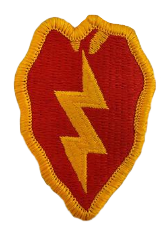 25th Infantry Division- color