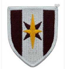 44th Medical Brigade- color