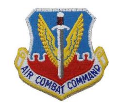 Air Combat Command w/hook closure- color