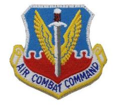 Air Combat Command- color