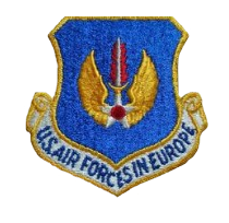 Air Force In Europe- color