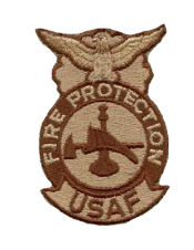 Fire Protection- Firefighter- desert