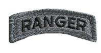 Ranger Tab Patch- ACU