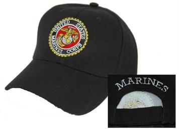 Marine Corps Logo Cap