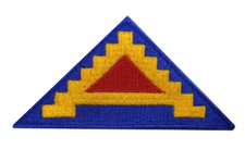 Seventh Army Training Command Patch- color