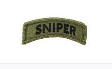 Sniper Tab Patch- OCP