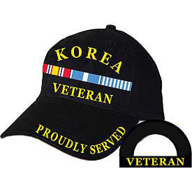 Korea Service Veteran Hat