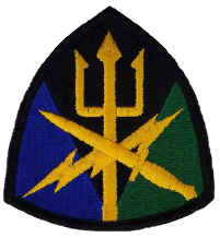 Special Operations Joint Forces Command Patch- color