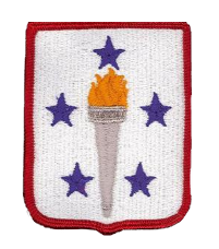Sustainment Center of Excellence Patch- color