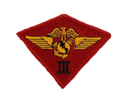 Third Air Wing Patch- color