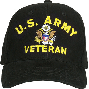 US Army Veteran Hat