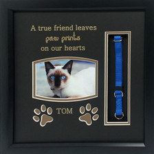13 x 13 Pet Memorial Shadow Box Frame#1