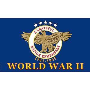 Flag- World War II Ruptured Duck 3' x 5'
