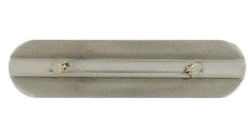 Ribbon Mounting Bar Metal- 1 Ribbon