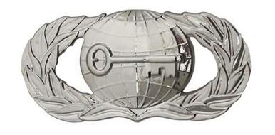 Air Force Badge: Intelligence - regulation size