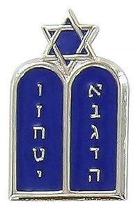 Air Force Badge: Jewish Chaplain