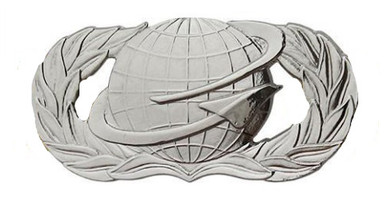 Air Force Badge: Manpower and Personnel