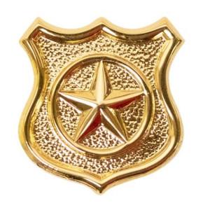 Navy Collar Device: Physical Security Technician - gold- each