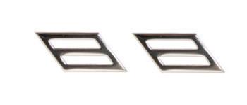 Navy Service Collar Device E3 Service Uniform- pair