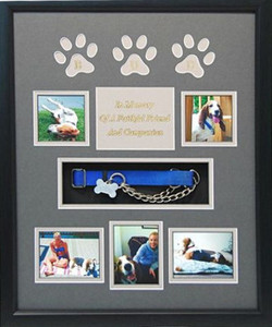 16 x 20 Pet Memorial Shadow Box Frame #4