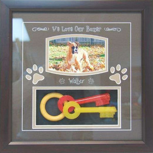 13 x 13 Pet Memorial Shadow Box Frame #15