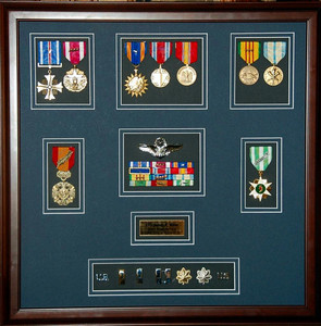 Air Force Shadow Box