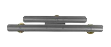 Ribbon Mounting Bar Metal- 5 Ribbon