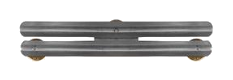 Ribbon Mounting Bar Metal- 6 Ribbon