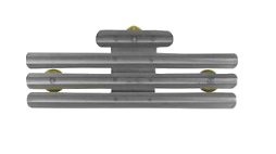 Ribbon Mounting Bar Metal- 10 Ribbon