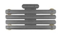 Ribbon Mounting Bar Metal- 13 Ribbon