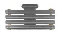 Ribbon Mounting Bar Metal- 13 Ribbon
