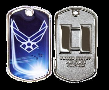 Air Force Coin Captain