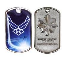 Air Force Coin Lieutenant Colonel