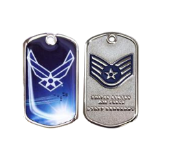 Air Force Coin Staff Sergeant
